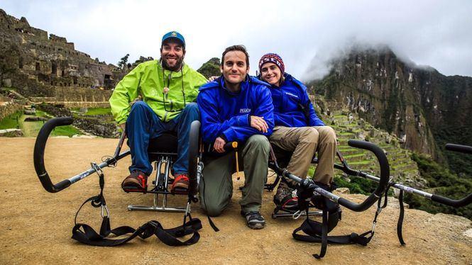 Recorrer Machu Picchu en silla de ruedas ya es posible
