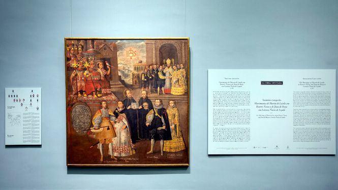 El Museo del Prado expone la obra invitada del Museo Pedro de Osma en Lima