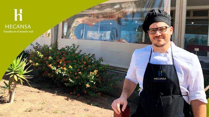 Un alumno de Hecansa gana el concurso Joven Promesa de la Gastronomía