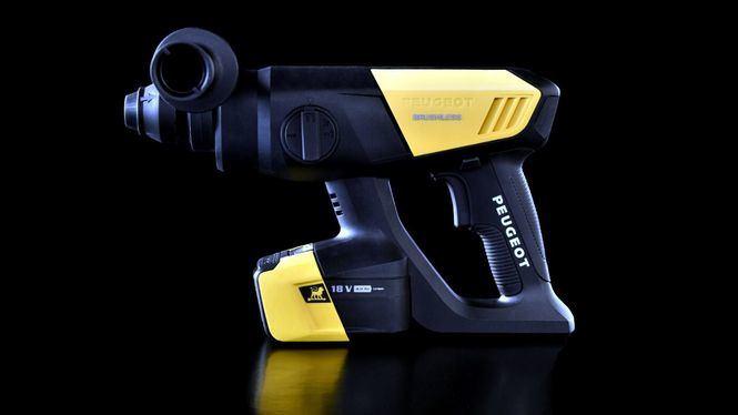 Peugeot comercializa una gama completa con doce herramientas eléctricas portátiles