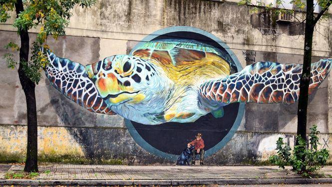 El arte callejero de Buenos Aires