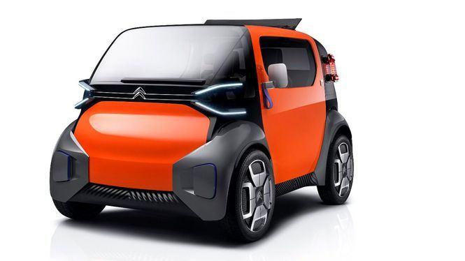 Ami One Concept, Visión de la Movilidad para todos de Citroën