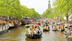 Día del Rey, Países Bajos