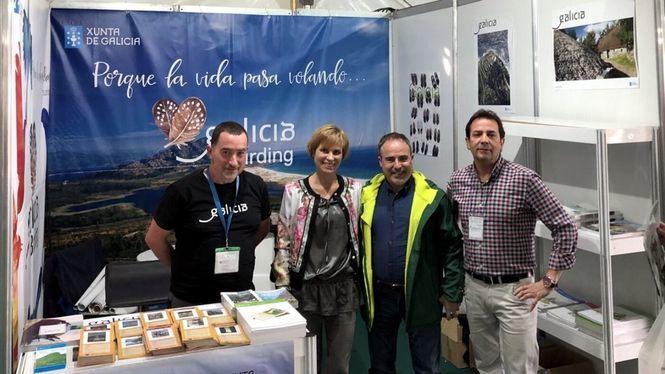 Galicia presente en la principal feria de turismo ornitológico