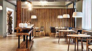 Retama, el restaurante de Javier Aranda en La Caminera Club de Campo