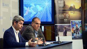 Las producciones audiovisuales dejan casi 30 millones de euros en Tenerife en 2018