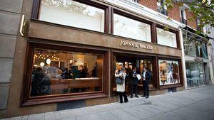 Johnnie Walker ha abierto su primera flagship en la calle Serrano