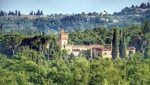 Castello nel Chianti - Sarteano, Toscana, Italia