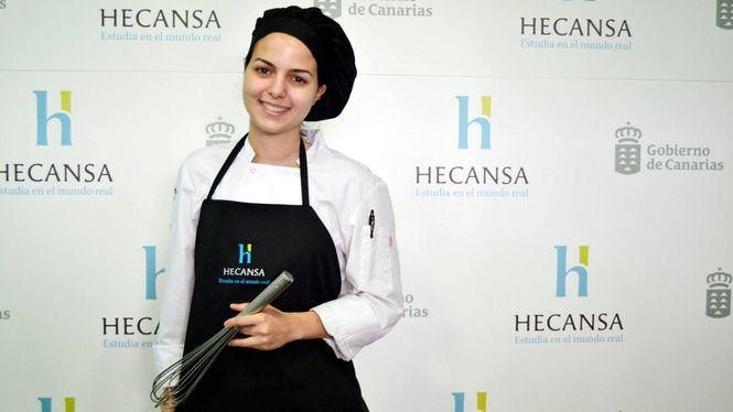 Una alumna de Hecansa, finalista del Premio Promesas de la Alta Cocina de Le Cordon Bleu Madrid
