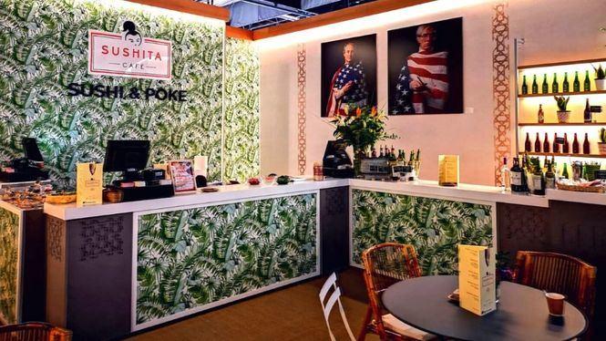 El Grupo Sushita abre su sexto restaurante en Arco, solo durante cinco días