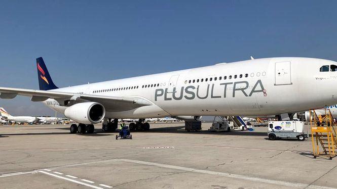 Plus Ultra Líneas Aéreas refuerza su conexión con Venezuela