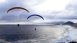 Islas Canarias el mejor destino para practicar parapente