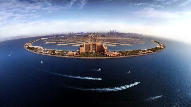 Dubái, la ciudad que no deja de sorprender