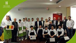 Hecansa ha formado a 191 estudiantes extranjeros en sus hoteles escuela