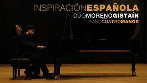 El dúo Moreno Gistáin en el Museo Picasso Málaga