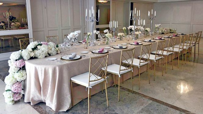 El Hotel Miguel Angel celebró su Press Day de Bodas y Eventos Especiales