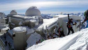 La nueva área de freeride del Pic Du Midi, uno de los descensos más extremos del mundo