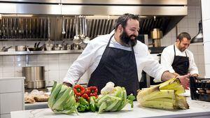Juan Carlos Ferrando, un restaurante con nombre propio en el centro de Logroño