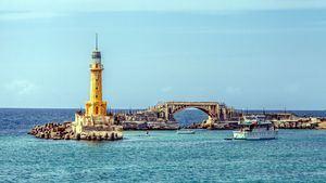 Alejandria. Egipto
