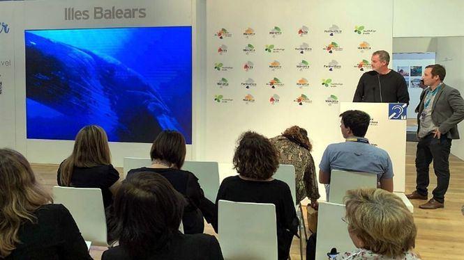 Palma Aquarium presenta en la ITB su experiencia pionera Gigantes del Océano