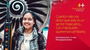 Iberia y Vueling impulsan el talento femenino y la diversidad con #DespegandoJuntas