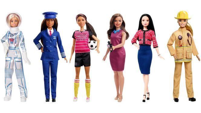 Barbie cumple 60 años