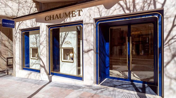La Maison de alta joyería y relojería Chaumet abre su primera boutique en España