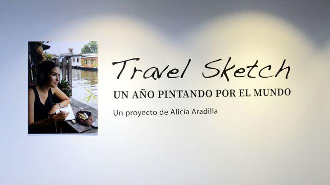 Travel Sketch: Alicia Aradilla y el mundo en acuarelas