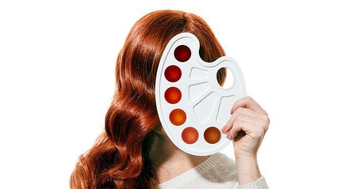 Los tonos de cabello rojo más adecuados según el tono de piel