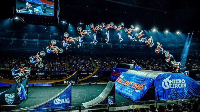 Los riders más famosos del mundo llegan a España para la puesta en escena de Nitro Circus
