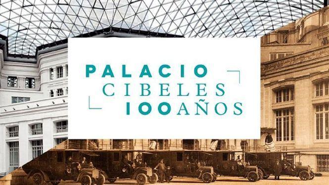 CentroCentro celebra el centenario del Palacio de Cibeles