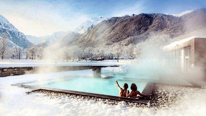 Pirineo francés, un destino de nieve y spa
