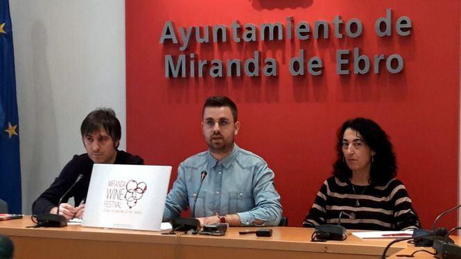 Nace el Festival Internacional de Vino y Música de Miranda de Ebro