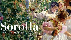 Iberia patrocina la exposición de Sorolla en la National Gallery de Londres
