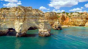 Los Siete Valles Colgantes del Algarve mejor recorrido de Europa para practicar senderismo
