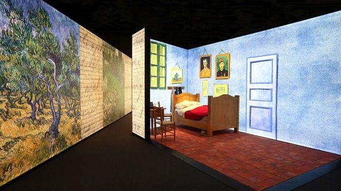 La Ciudad Condal abre las puertas al estreno europeo de Meet Vincent van Gogh