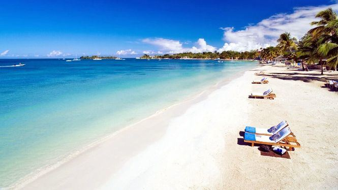 La playa Seven Mile de Negril gana el premio Travelers Choice Playas 2019' de TripAdvisor