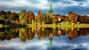 Atardecer. Trondheim