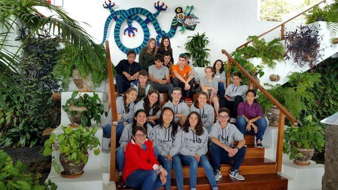 Segunda edición del Proyecto Jóvenes Embajadores del Geoparque