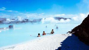 Islandia. Laguna Azul