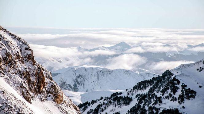 Continúan las actividades en el Pirineo francés