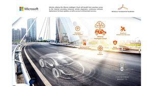 Renault-Nissan-Mitsubishi lanzan Alliance Intelligent Cloud en Microsoft Azure