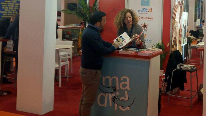 Madrid participa en la feria turística Borsa Mediterránea del Turismo de Nápoles