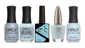 Baby Blue, el color tendencia esta primavera llega a tus uñas