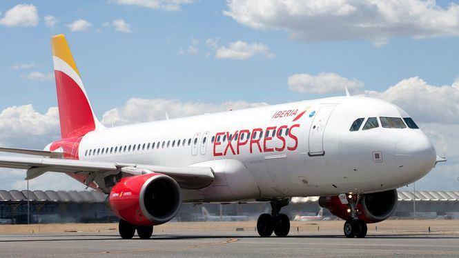 Iberia Express cumple siete años de operaciones