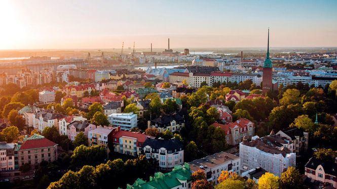 Razones para viajar a Helsinki esta primavera