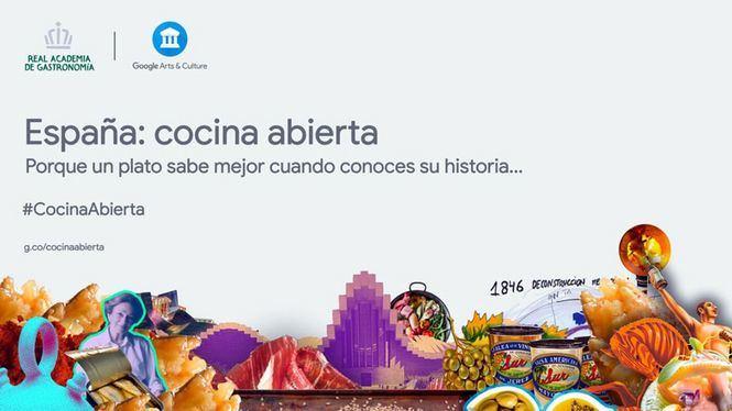 España: cocina abierta