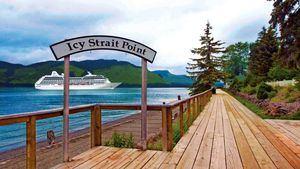 Un crucero por Alaska totalmente diferente