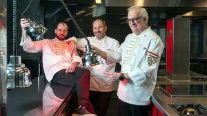 Arzak Instructions firma la nueva oferta gastronómica de Ramses
