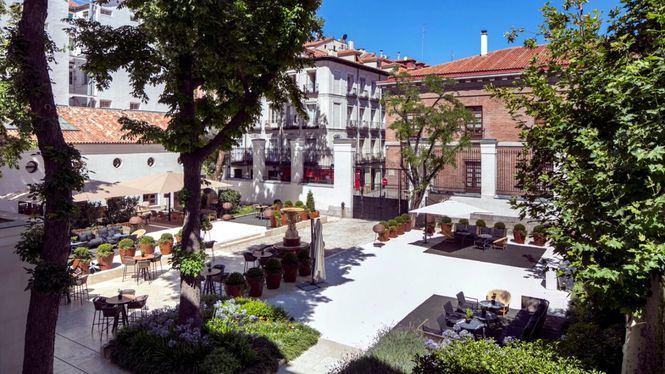Gran Meliá Palacio de los Duques celebra la Semana Santa en su Gran Jardín